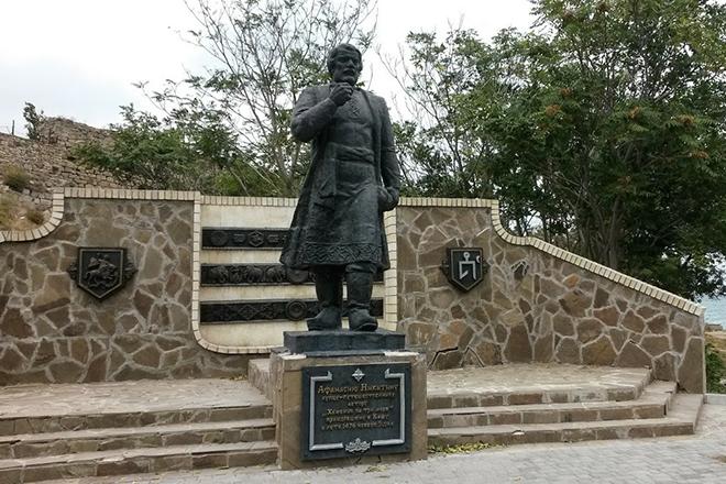 Афанасий никитин, русский путешественник